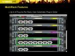 multirack features1