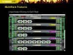 multirack features2