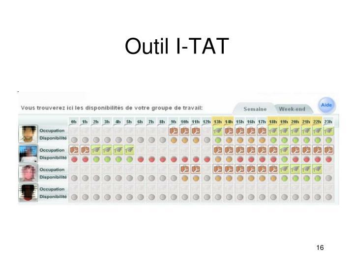 Outil I-TAT