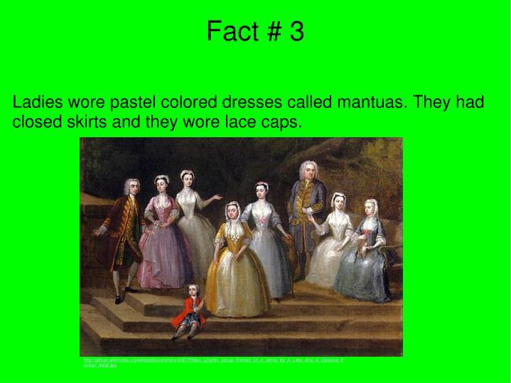 Fact # 3