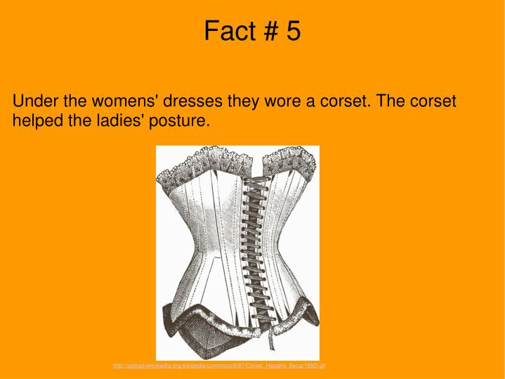 Fact # 5