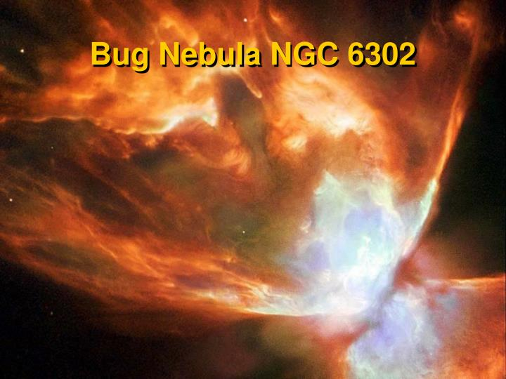 Bug Nebula NGC 6302