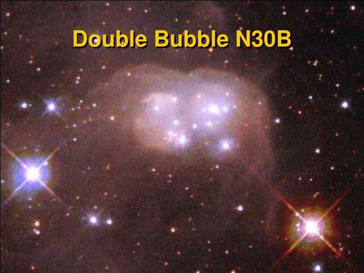 Double Bubble N30B
