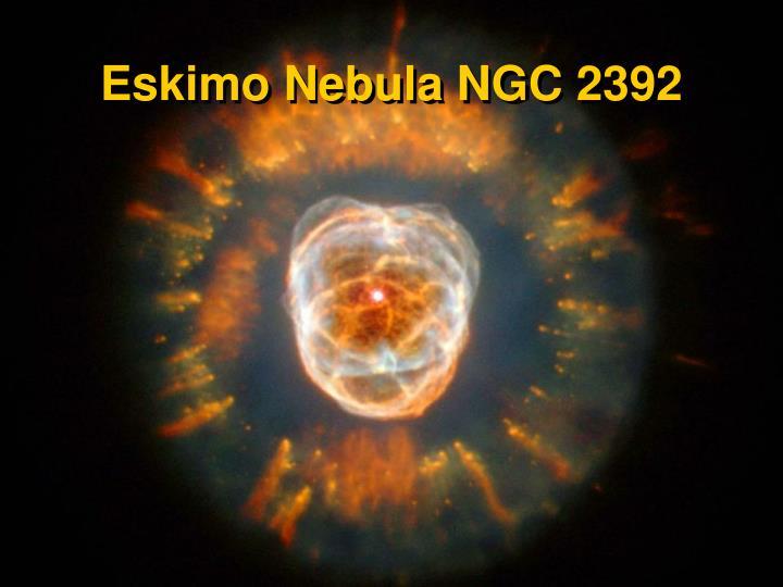 Eskimo Nebula NGC 2392