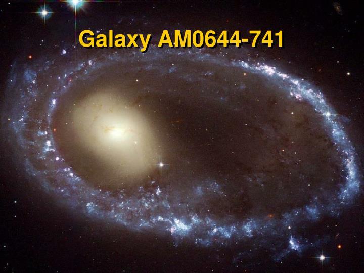Galaxy AM0644-741