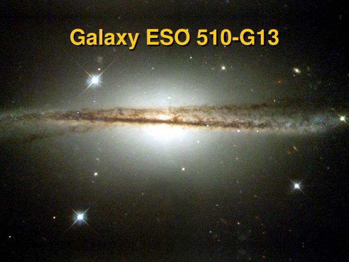 Galaxy ESO 510-G13