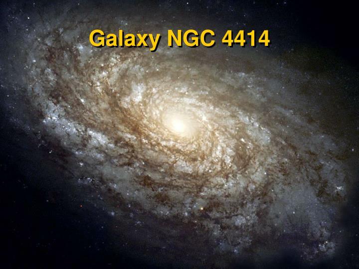 Galaxy NGC 4414