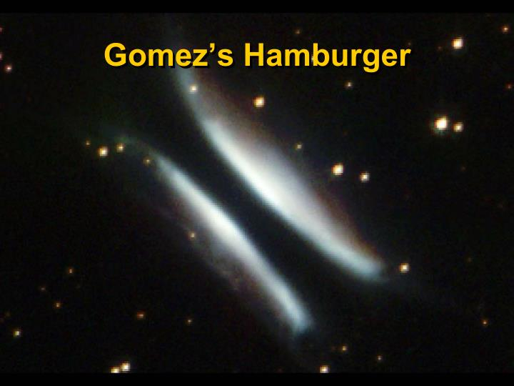 Gomez's Hamburger