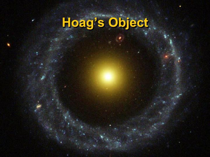 Hoag's Object