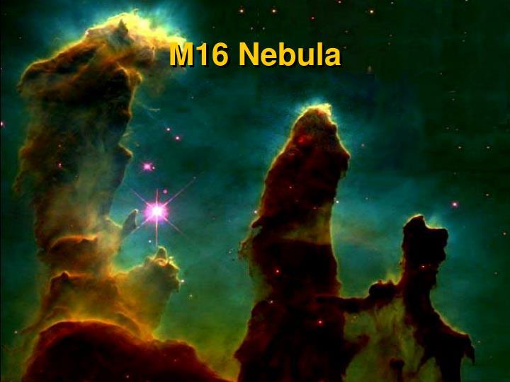 M16 Nebula