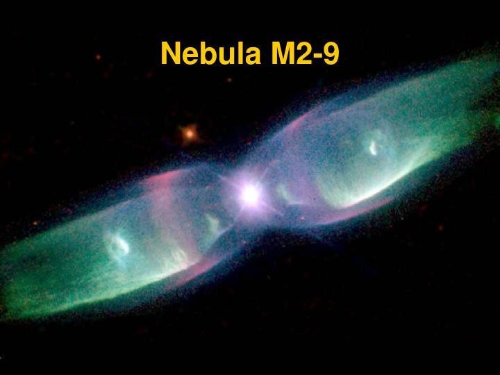 Nebula M2-9