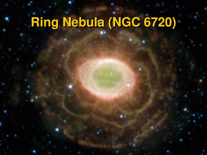 Ring Nebula (NGC 6720)