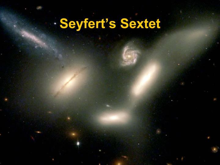 Seyfert's Sextet