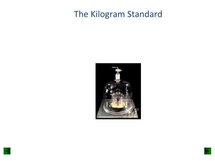 The Kilogram Standard