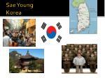 sae young korea