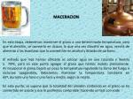 maceracion