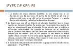 leyes de kepler1