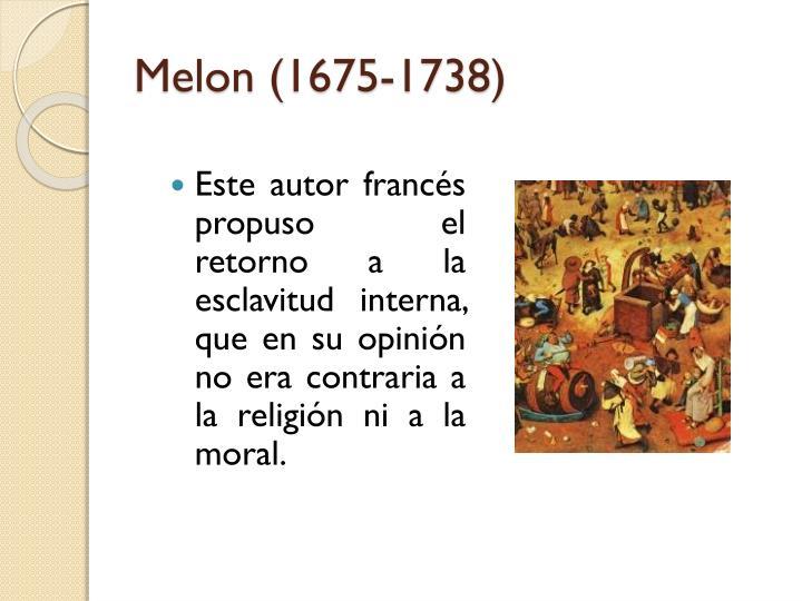 Melon (1675-1738)