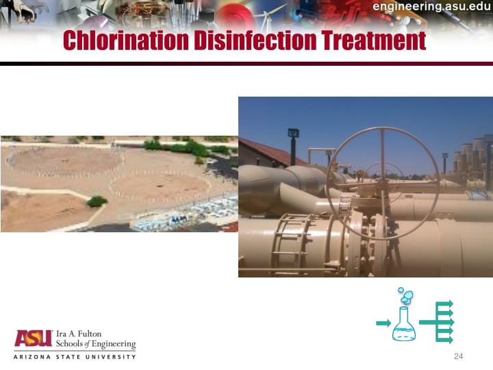 Chlorination Disinfection Treatment