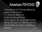 american psycho2