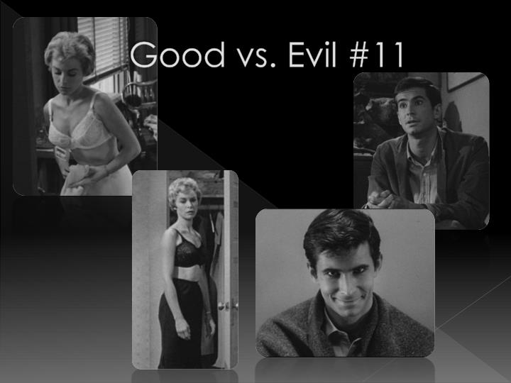 Good vs. Evil #11