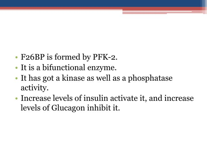 F26BP is formed by PFK-2.