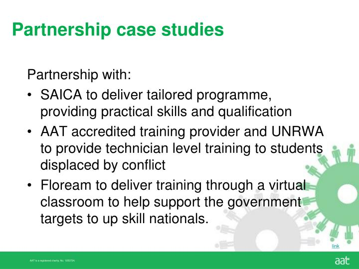 Partnership case studies