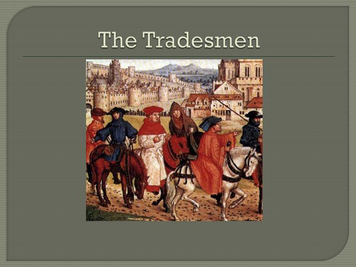 The Tradesmen