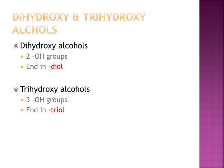 Dihydroxy