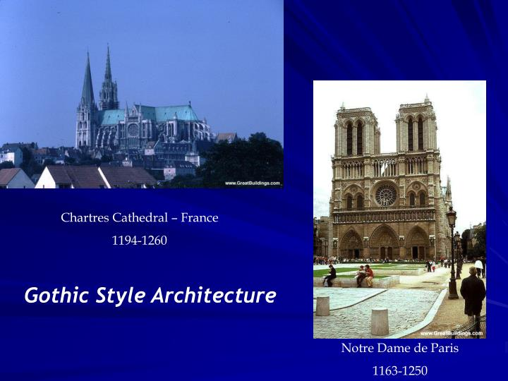 compare and contrast the notre dame de chartres and the chartres cathedral labyrinth Chartres cathedral labyrinth south elevation of the cathedral of notre-dame de chartres french gothic architecture is a style of architecture prevalent in france from 1140 until about 1500 bernard of chartres used to compare us to dwarfs perched on the shoulders of giants.