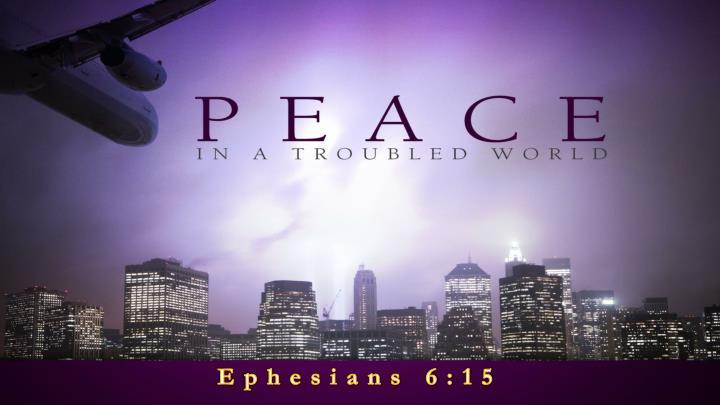 Ephesians 6:15