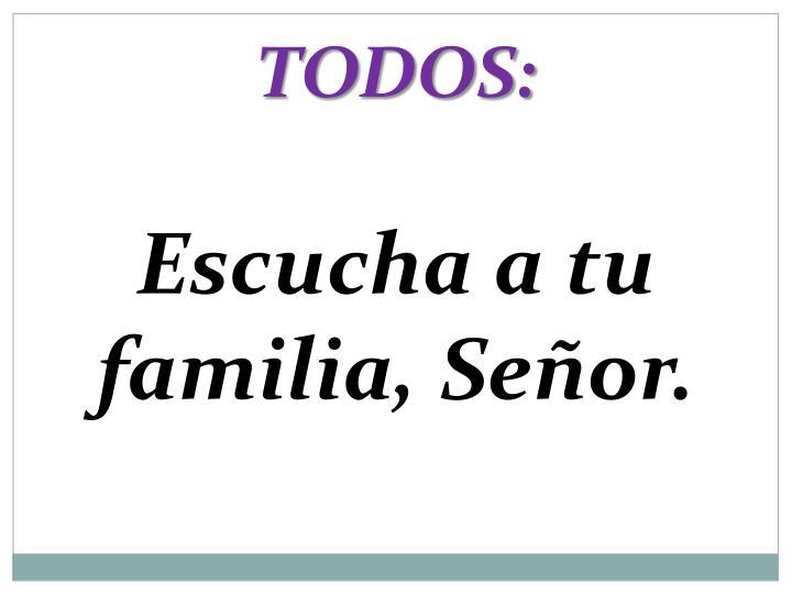 TODOS: