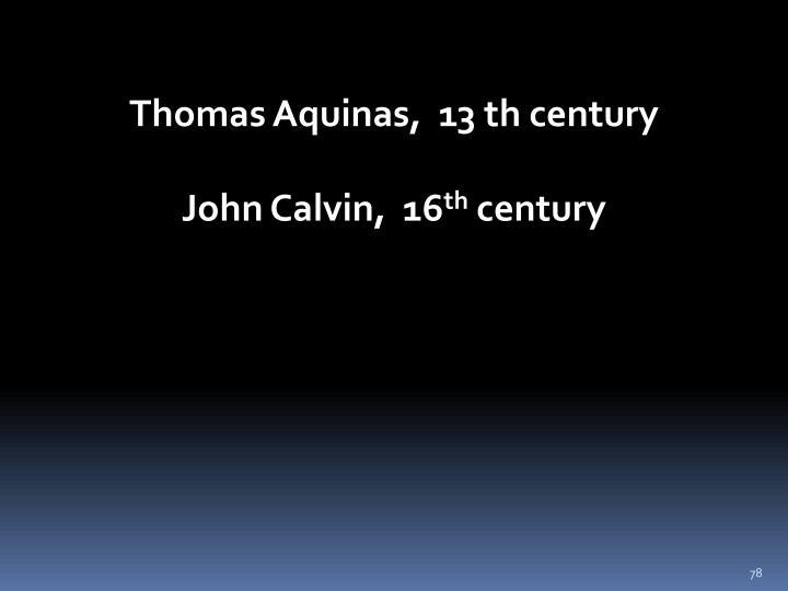 Thomas Aquinas,  13