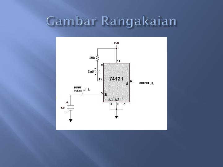 Gambar Rangakaian