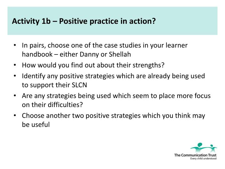 cypop 15 support positive practice with Step by step help for cypop 7 creativity and creative learning  it suggests it  helps children to have positive experiences and  self control through a  requirement to practice (for example such as  04-15-2012, 03:03 pm.