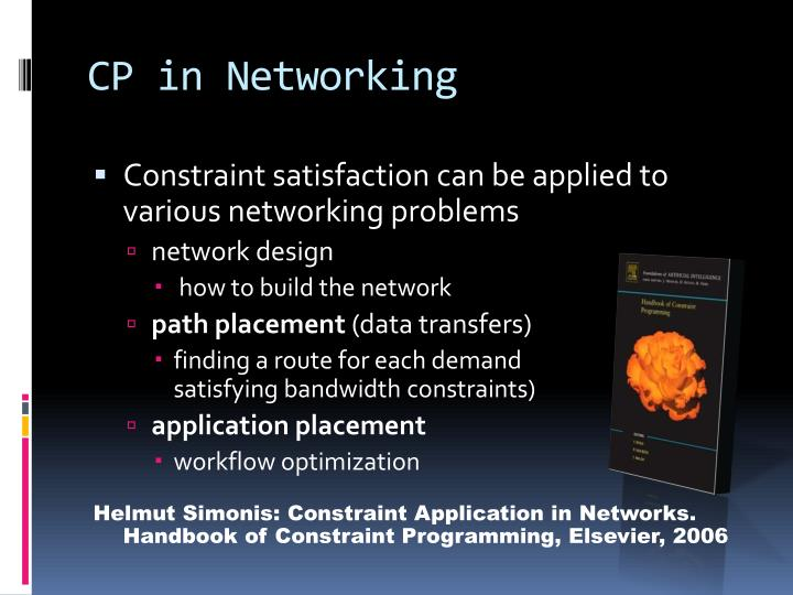 CP in Networking