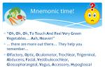 mnemonic time