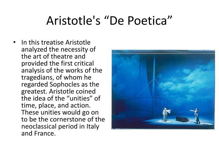 """Aristotle's """"De"""
