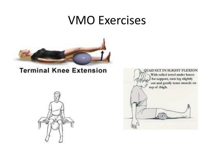 VMO Exercises