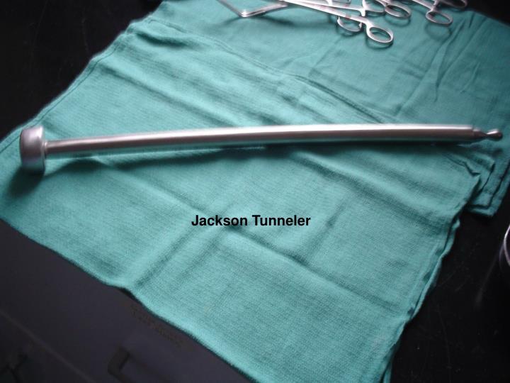 Jackson Tunneler
