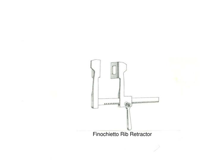 Finochietto Rib Retractor