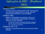 aplica es de rbc prud ncio 20024