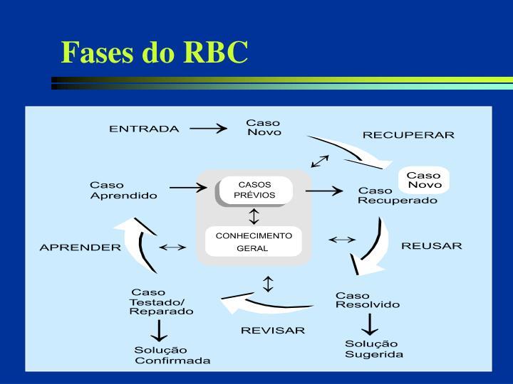 Fases do RBC