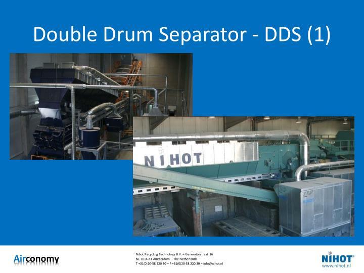 Double Drum Separator - DDS (1)