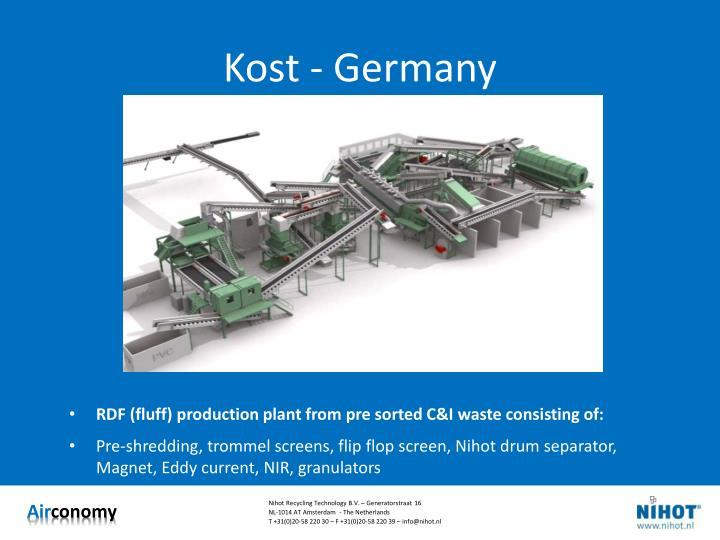 Kost - Germany