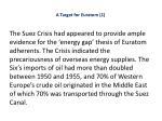 a target for euratom 1