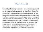 a target for euratom 2