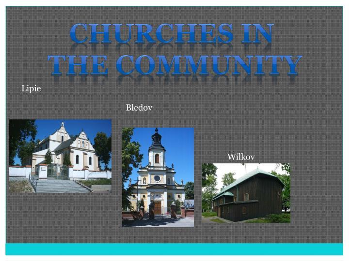Churches in