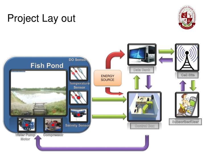 Project Lay out