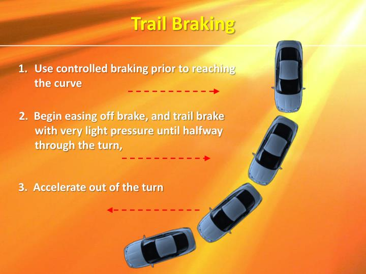 Trail Braking